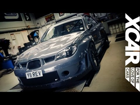 Fastest Subaru Impreza round the Nürburgring by Revolution - XCAR