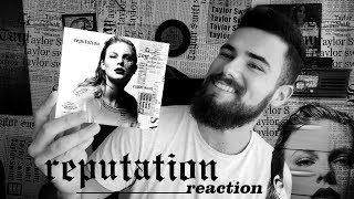 Download Lagu TAYLOR SWIFT - REPUTATION | ALBUM REACTION / REACCIÓN + UNBOXING | MR.GEORGE Gratis STAFABAND