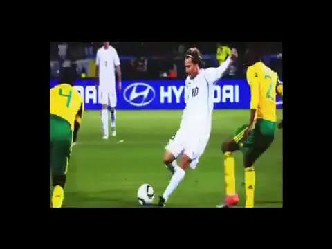 Diego Forlán best goals. Máximo goleador del Mundial de fútbol 2010