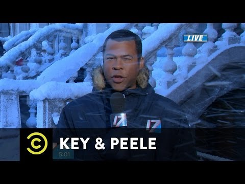 Key & Peele: Black Ice