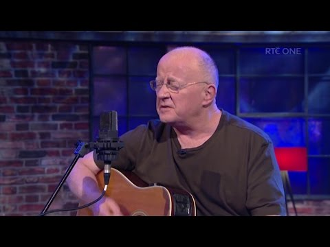 Christy Moore - Joxer Goes to Stuttgart   The Late Late Show   RTÉ One