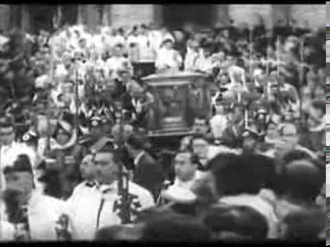 Canonization of Pope Pius X, Rome (1954)