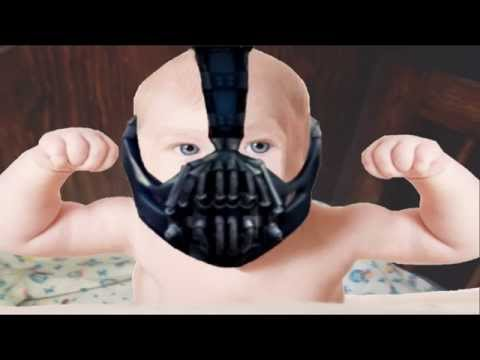 The Dark Knight Rises to Fatherhood - 2