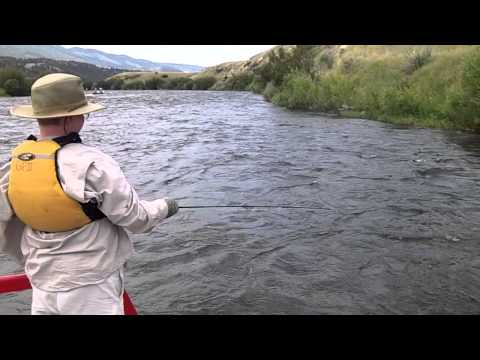 Ben's Madison River Flyfishing Adventure