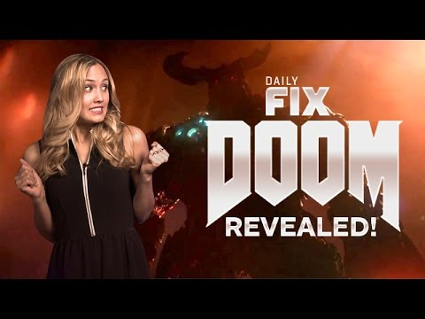Doom Details & PS4 Still Outsells Xbox One - IGN Daily Fix