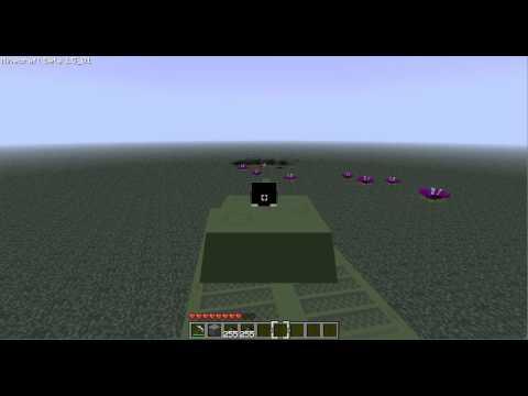Minecraft Episode 34 - Flan's Mods: TANKS!