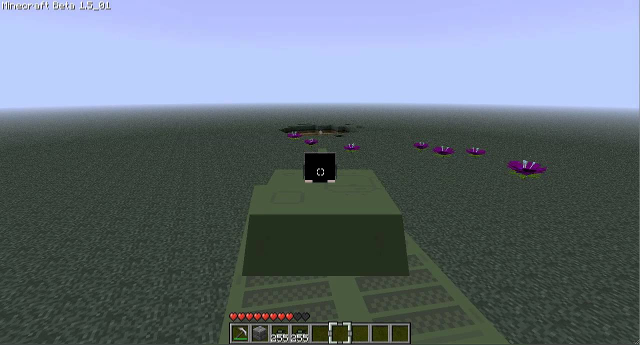 how to make a digital count down on minecraft