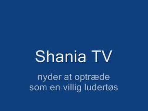 Shania TV - Catwalk Video