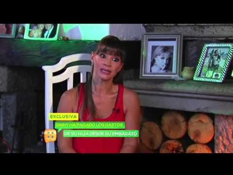 Ginny Hoffman habló en exclusiva con Ventaneando
