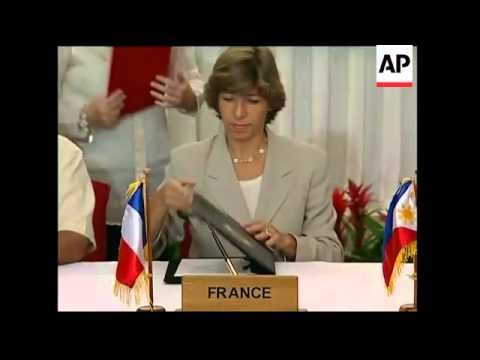 France becomes first EU country to join ASEAN cooperation treaty