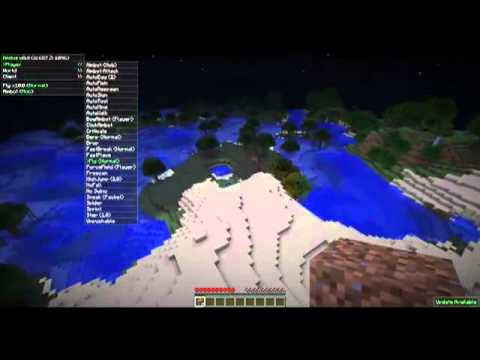 [MineCraft] Tutoriel sur le cheat Nodus ! [FR]