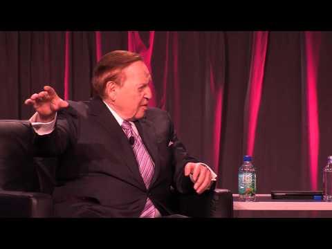 G2E 2014 - Sheldon Adelson Full Keynote