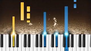 Shingeki no Kyojin Season 3 ED - Requiem der Morgenröte - EASY Piano Tutorial