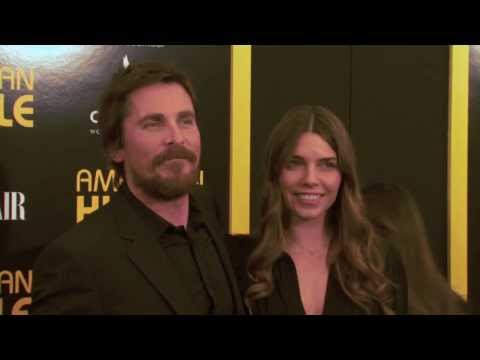 American Hustle: World Premiere Highlight - Bradley Cooper, Christian Bale