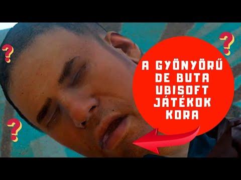 A gyönyörű de BUTA Ubisoft játékok kora! - AC Origins, Ghost Recon Wildlands, Far Cry