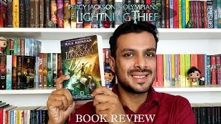 The Lightning Thief (Percy Jackson and the Olympians #1) book review