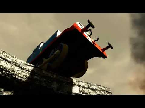 Skyrim: Thomas the Tank Engine, Really Useful World Eater