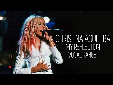 Christina Aguilera: My Reflection - Vocal Range (C3 - G6)