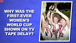 How the US Won the FirstEver Women's World Cup World Cup Daily Sports Illustrated