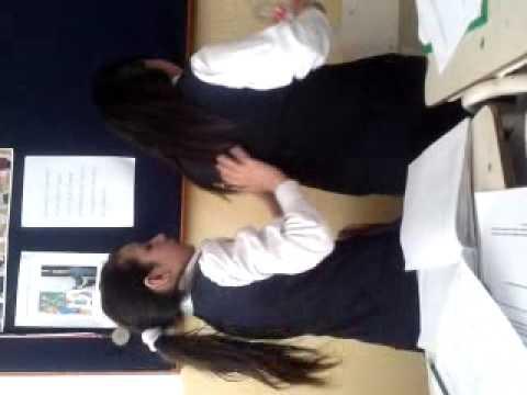 Pelea De Pendejas En El Colegio video