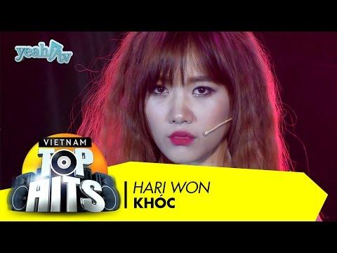 Khóc | Hari Won | Vietnam Top Hits