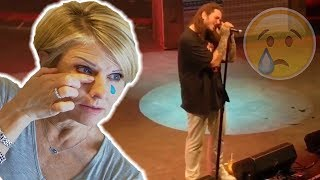 Download Lagu Mom REACTS to Heartbreaking Performance of Post Malone's I Fall Apart LIVE Stoney Tour! Gratis STAFABAND