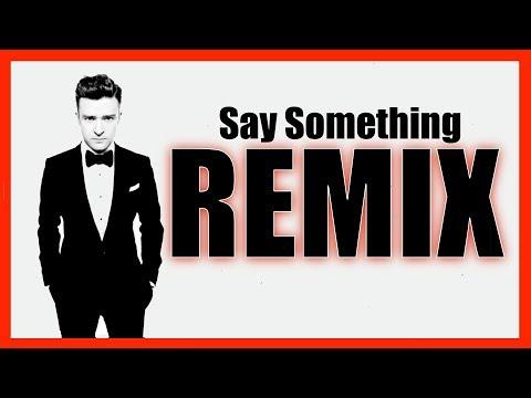 Justin Timberlake - Say Something ft. Chris Stapleton | RnB Remix | DJ SkyWalker