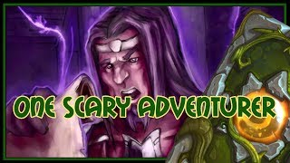 Hearthstone: One scary adventurer (miracle rogue)