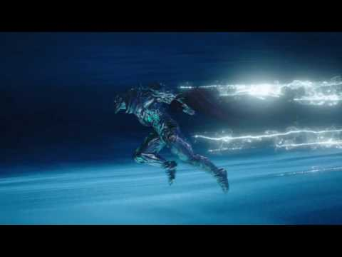 The Flash vs Savitar the god of speed (Full Fight) KillerFrost saves Barry from the wrath of Savitar thumbnail