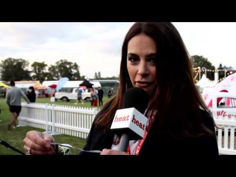Belinda Stewart-Wilson - Will's Mum Inbetweeners: Welly Of Truth - V Festival