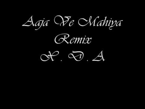 Dj X.d.a Ft Imran Khan & Eminem Sare Taare (aaja Ve Mahiya) Remix video