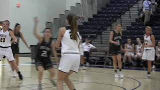 Toms River North's Jenna Paul scores inside