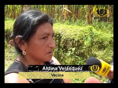 Cadaver con señales de tortura y estrangulamiento es localizado en Esquipulas Palo Gordo