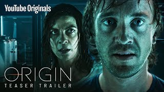 Origin Teaser Trailer featuring Tom Felton and Natalia Tena