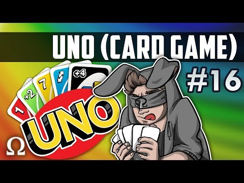 BIG PLAYS WITH THE DRAC MAN! | Uno Card Game #16 Ft. Dracula, Stabbies, Ritz