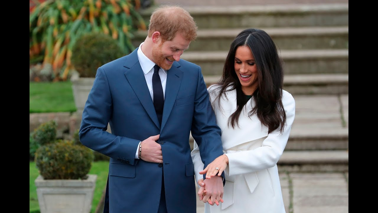 Prince Harry, Meghan Markle to marry May 19