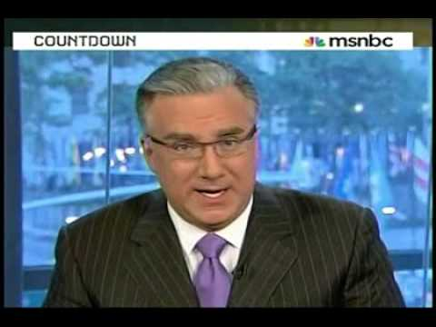 Countdown -Democrats say Panetta told them CIA misled Congress pt 1