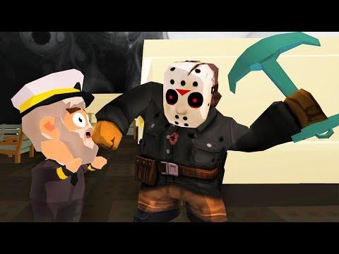 ВСЕ НА ДНО! ► Пятница 13 Убийственная Головоломка |3| Friday The 13 Killer Puzzle