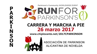 RUN FOR PARKINSON