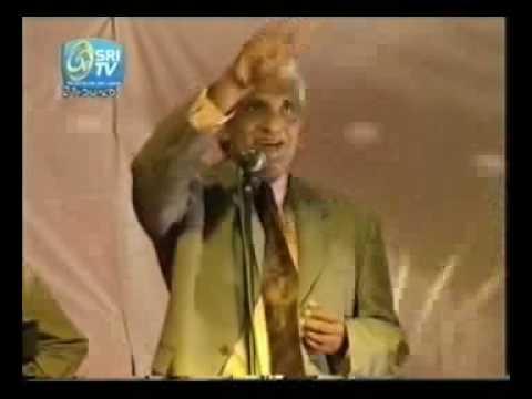 Sri Lankan Comedian