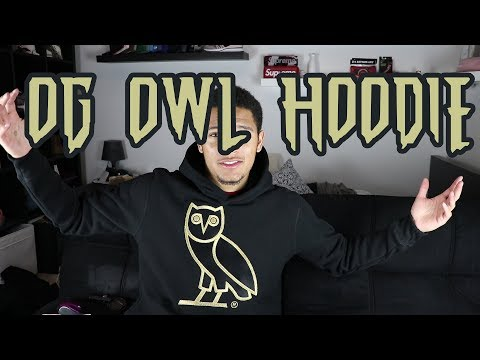 Octobers Very Own OG Owl Hoodie Review + On Body