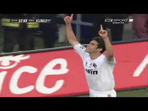 Ricardo Kaká vs Atalanta - (A) 2008/09 HD By Alex