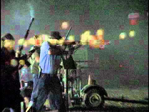 Knob Creek Machine Gun Night Shoot