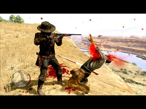 Sly Gameplay - Red Dead Redemption Funny/Brutal Moments Compilation Vol.20 (Tower/Crazy NPC's)