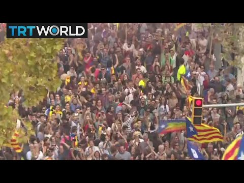 Money Talks: Catalonia's push for independence
