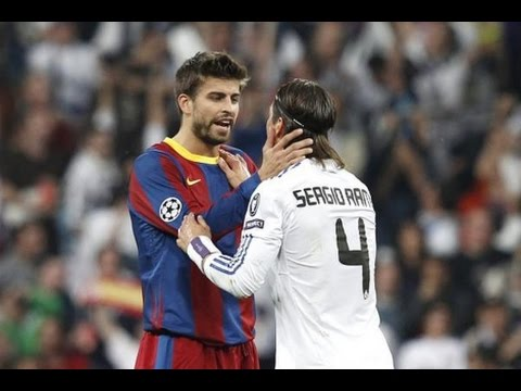 Gerard Pique vs Sergio Ramos 2014/15 - feat. Don Melvin Productions