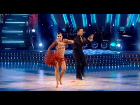 Strictly Come Dancing (season 6) professional dancers: Lilia Kopylova & Darren Bennett Copyright BBC.