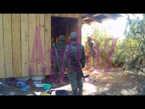 Desmantelan narcolaboratorio en Tenencia de Morelia