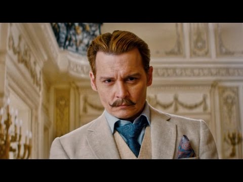Mortdecai | official trailer US (2015) Johnny Depp