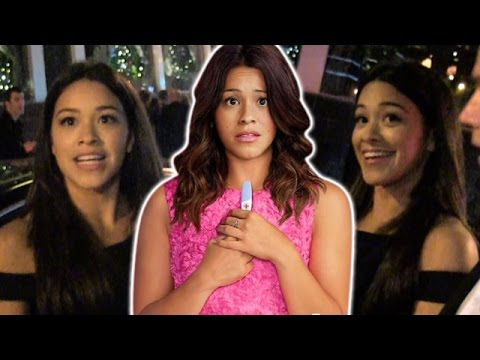 "We talked to Gina Rodriguez, star of ""Jane the Virgin""!"
